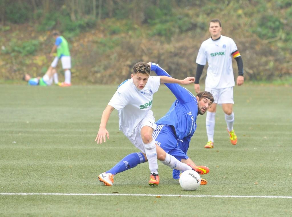 Sport: Kreisliga B: TuS Ennepetal u23 3:2 SuS Volmarstein