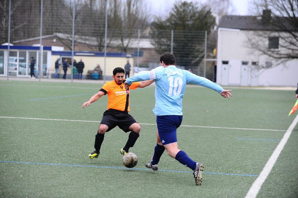 Fußball-Kreisliga A: Ararat Gevelsberg - SpVg Linderhausen