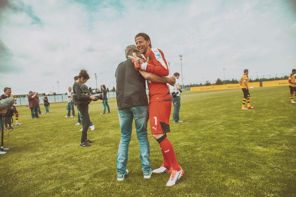 Shooting Borussia Dortmund 09 BVB 09 (c) Mustafa Balci