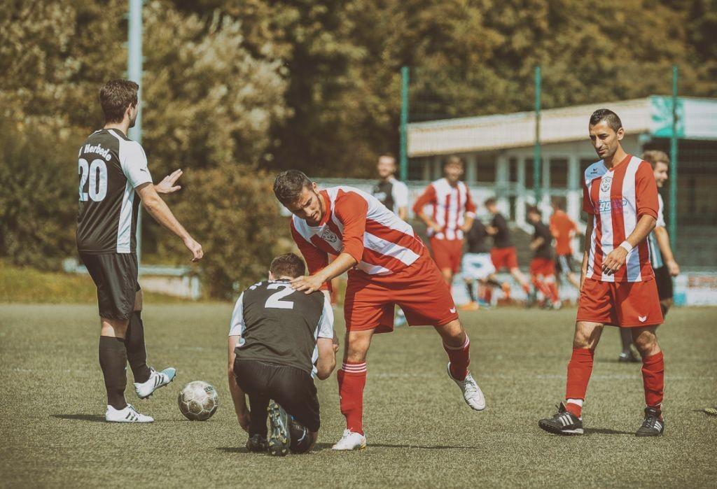 Sport: Testspiel FSV Gevelsberg : SV Witten Herbede ll