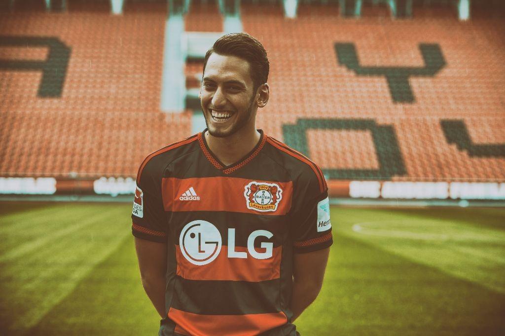 Bayer 04 Leverkusen Mannschaftsfoto