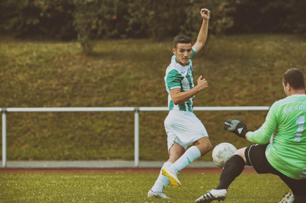 SPORT: FB-Test FSV Gevelsberg gegen BW Vorhalle, Stefansbachtal