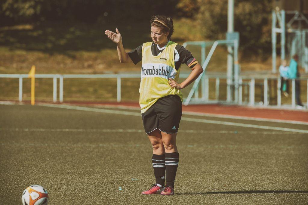 SPORT: FB Frauen-Bezirksliga FC Silschede gegen SpVg BG Schwerin, Waldtadion